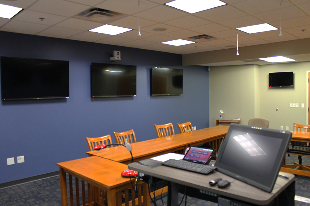 Collaborative Classroom ~ Waterman hall collaborative classroom university of